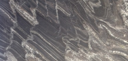 Black Jaguar granite Tiles