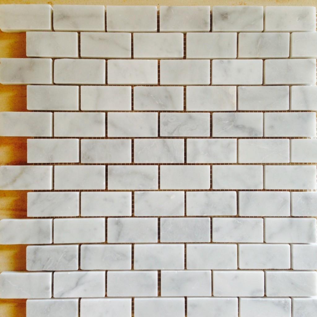 Bianco Carrara Mosaic Tiles