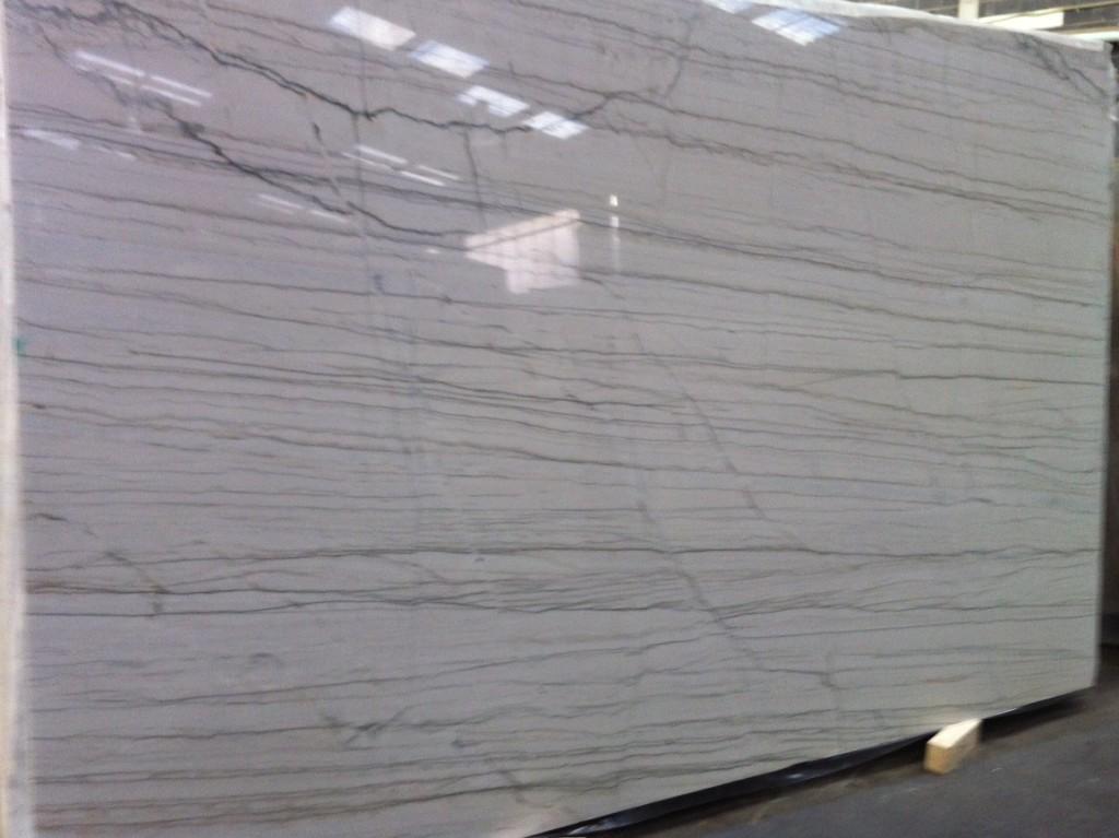 White Macauba Granite