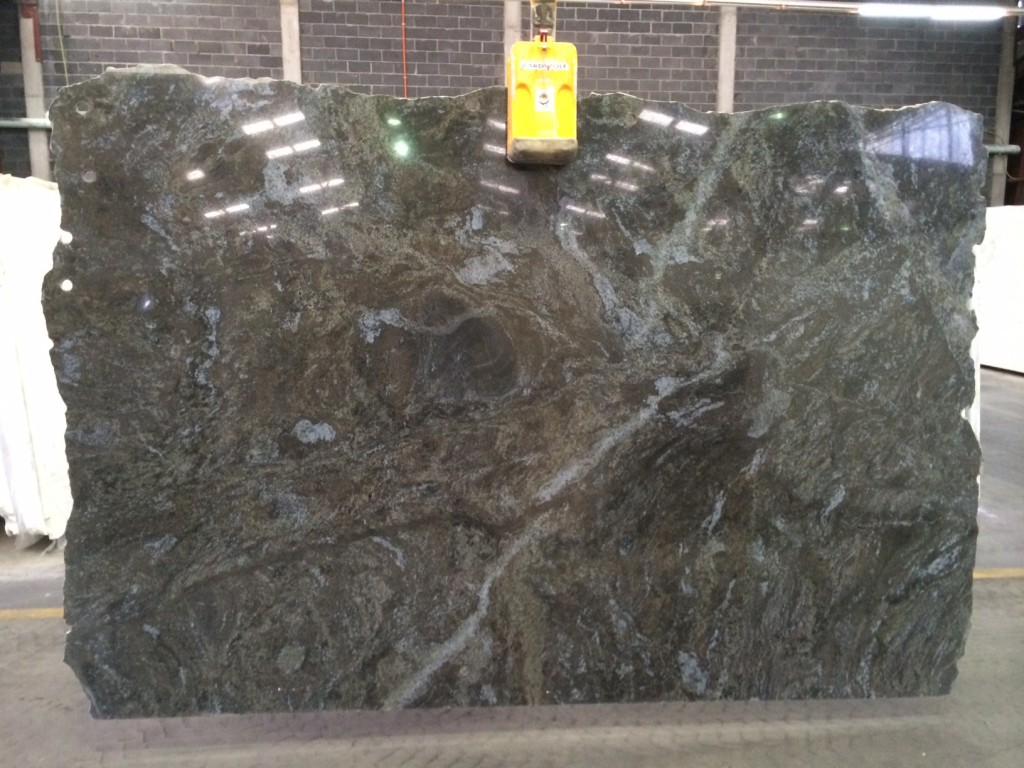 Blue Storm Granite Slabs