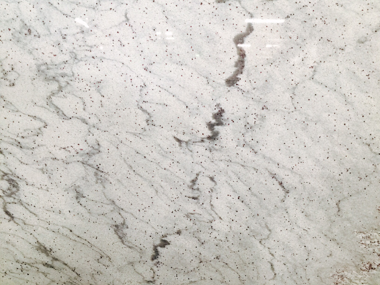 Thunder White Granite : Granite slabs sydney tiles
