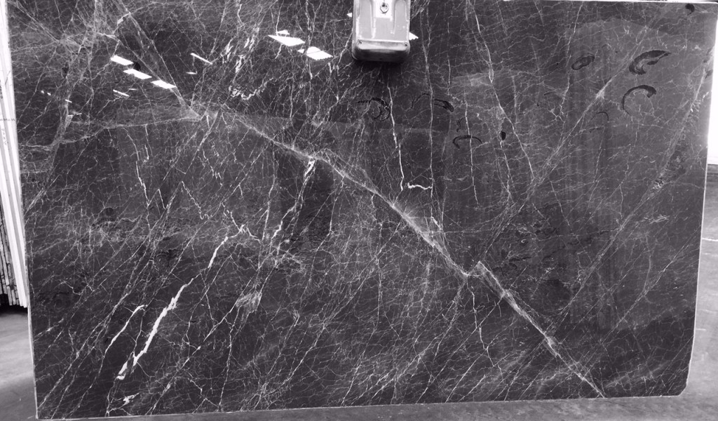 Thunder Grey Marble Slabs