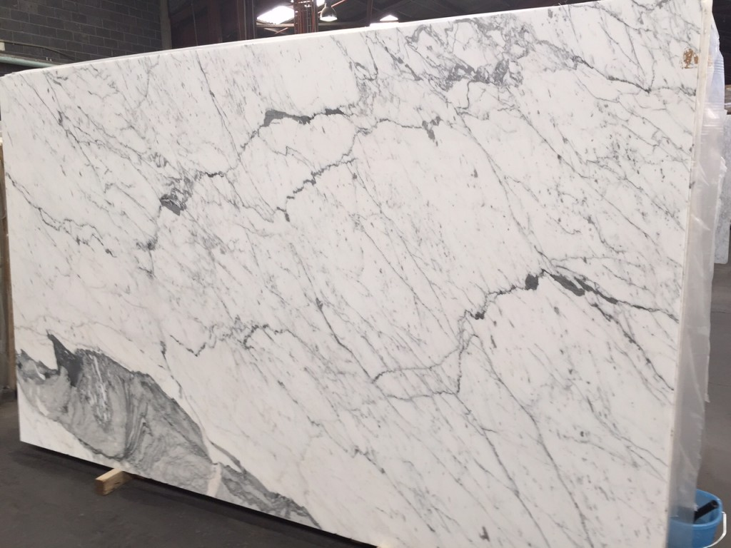 Marble And Granite Slabs : Calacatta statuario polished marble slabs sydney australia