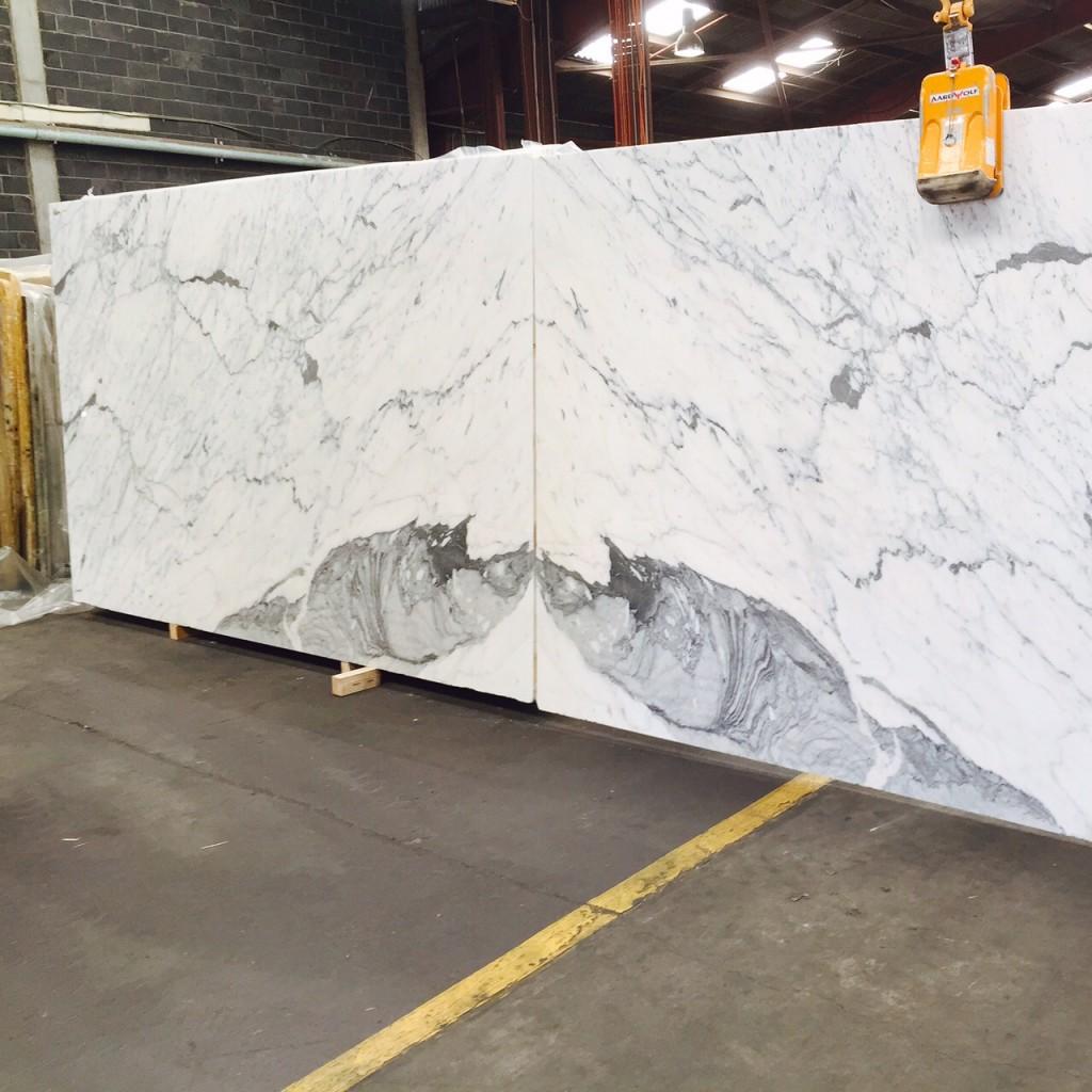 Calacatta Statuario Marble Slabs