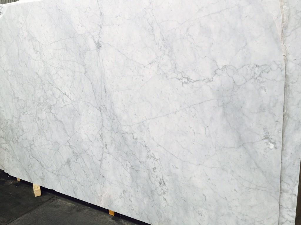 White Marble Slabs : Super white marble slabs