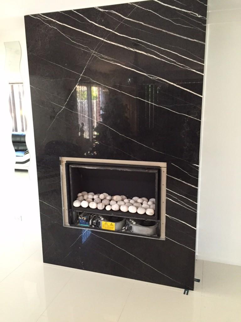 Black & White Vein Granite