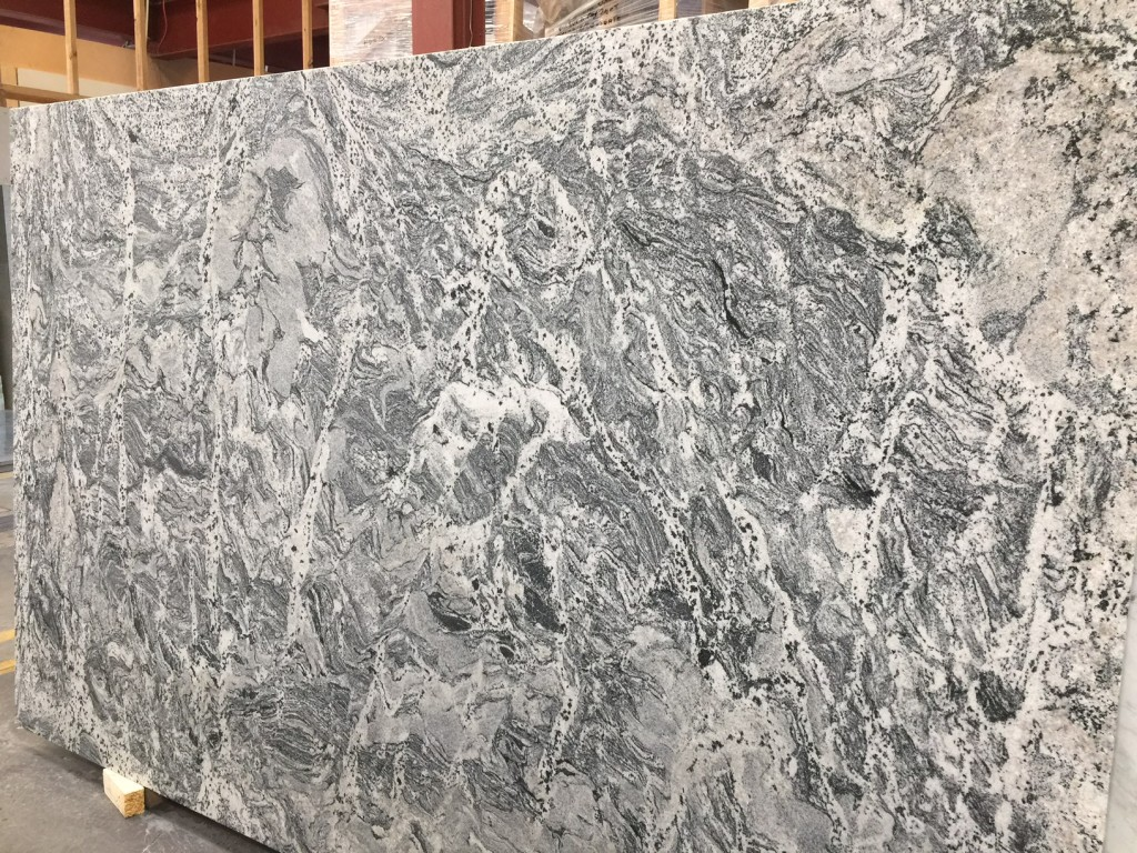 Silver Forest Granite Slabs