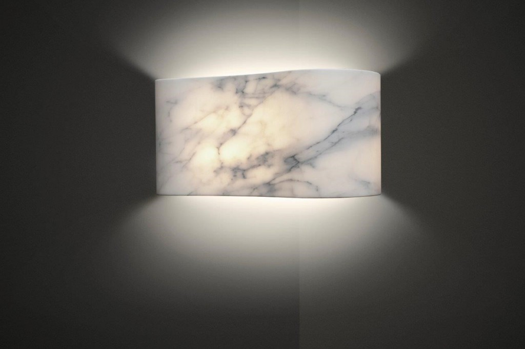 Stone Marble Wall Light