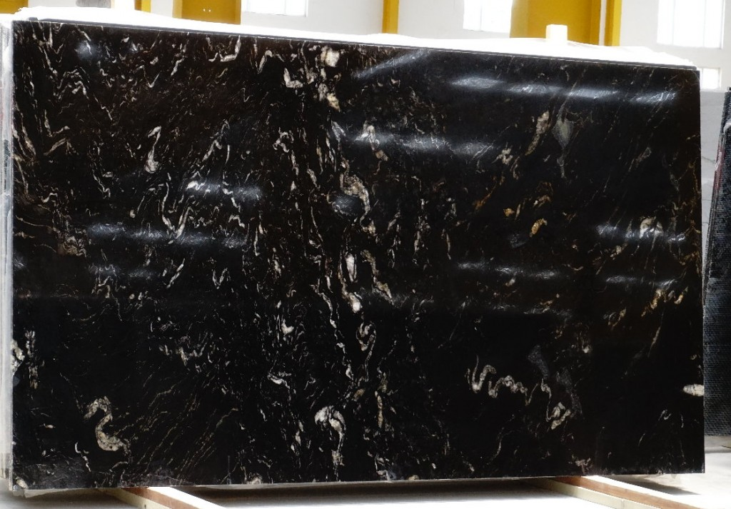 Titanium Gold Granite