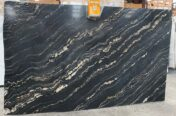 Black Portoro Granite